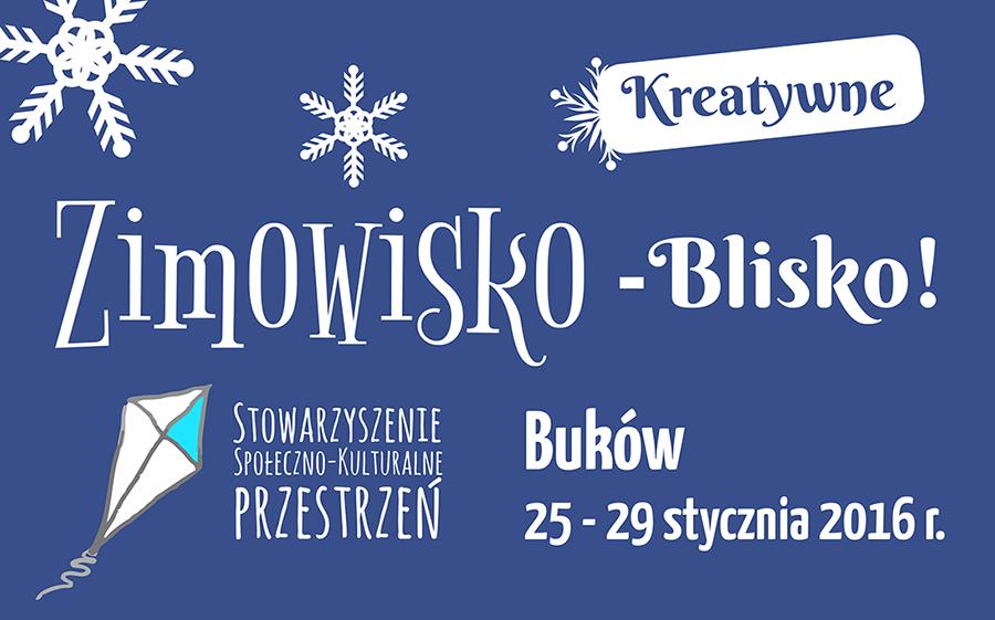 Zimowisko - Buków 2016